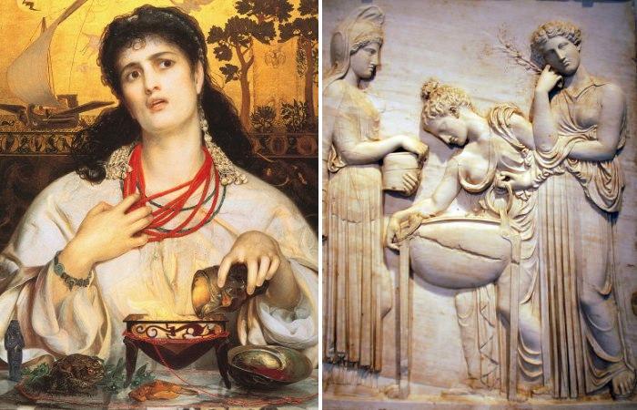 Ведьмы Древней Греции и Рима оказывали широкий спектр различных «услуг».
