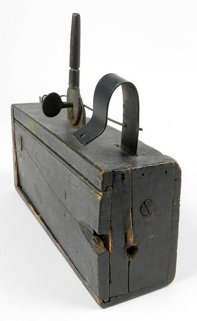 Необычное устройство XVIII века (6 фото)